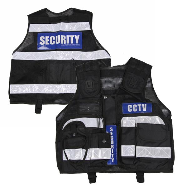 High Visibility Jacket (black)