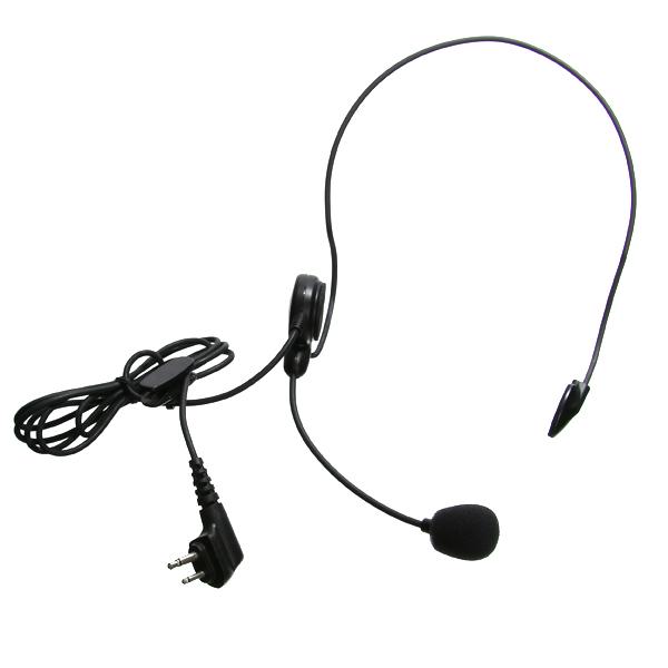 Boom Mic Earpiece Motorola CP040 DP1000