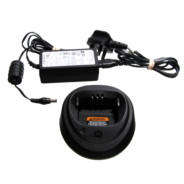 Single Rapid Charger for Motorola CP040 /DP1400